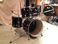 Up for grabs is a starter Tama Swinstar drum set that's