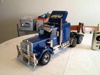 Tamiya King Hauler & Trailer, This is an awesome truck,