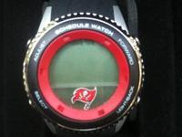 I have a Tampa Bay Buccaneers NFL Schedule Watch 40.00