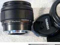 Selling a MINT condition Tamron 24-70mm AF Aspherical