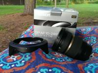 I purchased this lens, NEW for my Nikon D3200 in