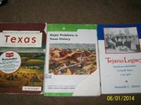 I have a couple of TAMU books for sale.  MGMT 309: