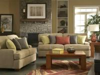 Harper Tan Color Sofa & Loveseat $699.99   Joseph