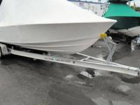 New Tandem Axle Aluminum Boat Trailer by SEA-TECH