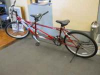 Tandem Bike Catalina Item # B1-2097-1 call  or come by