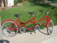 "Very Nice Classic (( Made In USA )) 1980 26"" Tandem"
