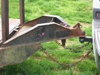 DOES NOT HAVE MOBILE HOME AXLES...........Sale or