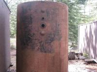 Tank- very large approx 2500 gal - approx 10 foot x 6