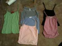 I am selling a lot of undershirt/tank tops. I will sell