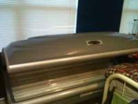 ESB Tanning Bed, 16 working bulbs, 6yrs old, great