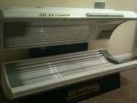 2009 XS Power Commercial tanning bed for sale.