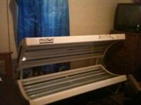 Pro-Sun Tanning bed 16 bulb bed Call -  Location: