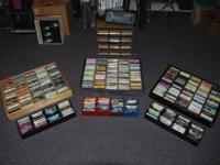 About 400 Audio Cassette Tapes! Everything seen in