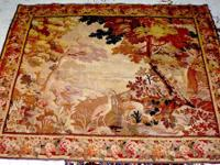 Tapestry - Antique, Flemish, Handwoven - $3850 (1823