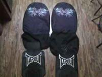 Selling TAPOUT car seat covers (driver & passenger