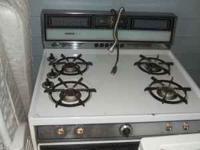 i got a fair looking stove for sale its missing 1 nob