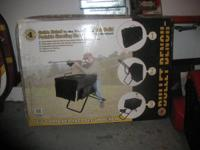 I have a Brand New Portable  Target Shooter's bench for