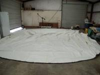 """Diameter is 26'10"""". Contact Ronnie @  or Tina @"""