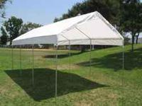 Do you have a carport with torn up or missing tarps. We