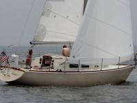 1976 30' Tartan T30 Very solid and complete boat.