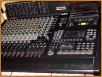 I have a Tascam 688 8 channel cassette recorder for