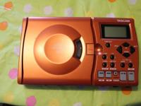 Tascam Guitar CD Trainer. Helpful device to practice
