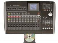 Tascam 2488neo 24-Track Recording Workstation With 24