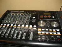 Tascam recorder has only been used a couple of times