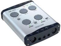 Tascam US-144 USB 2.0 Audio and MIDI Recording