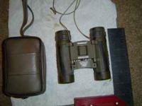 TASCO Cammo 10 x 25 Mini Binoculars Tasco Model #