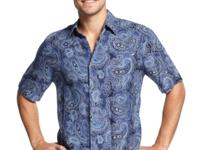 Part of the Island collection, this Tasso Elba shirt is
