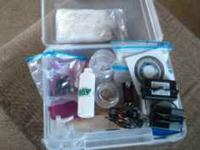 tattoo machine/ kit for sale, only used less than a