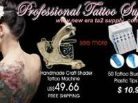 NEW ERA TA2 SUPPLY. YOUR TOTAL SOURCE FOR TATTOO