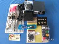 We have tattoo supplies for sale, some of which