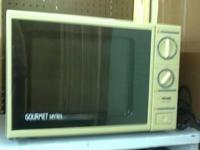 For sale, Tatung Exquisite Collection microwaves, good