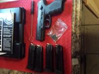 Taurus PT111 millineum G2 . never fired.  comes