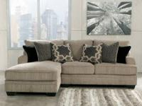 30500 Living Area Collection 2pc Sectional Price: