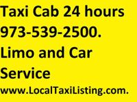 Taxi Rates in NJ call . Limo and Car Service prices.