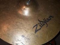 Taye Studio maple 6 piece drum set. Includes symbols