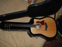 This is a limited edition Taylor 410CE-L7 from 2004. It