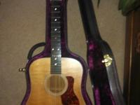 Mid 90s Taylor in exelent playing condition. It has a