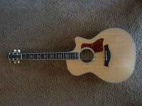 2005 Taylor 614-CE Grand Auditorium Body Style Serial