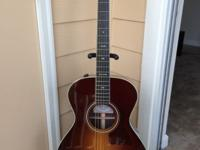 This Taylor 712e 12 Fret acoustic-electric was made in
