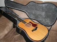 For Sale is a Taylor 110-GB Acoustic, 6 string guitar,