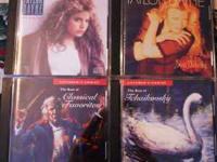 "TAYLOR DAYNE- I have 2 Music CD's ""Tell It To My Heart"""