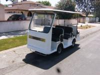Taylor-Dunn Golf Cart for sale. This cart is awesome!