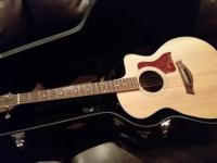 Taylor Electric Acoustic 214CE Series Guitar For Sale!