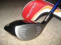 Taylor Made 2009 Burner Driver 460 cc head with 10.5*