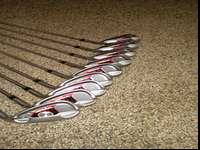 I have a set of Taylor made burner plus irons 4-sand