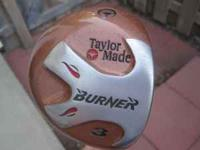Taylor Made 3 Wood golf club - Burner Bubble Shaft.